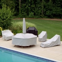 Protect Your Investment In Relaxation With Patio Furniture Covers