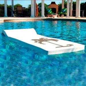 Ultra-Luxe Design Foam Pool Float