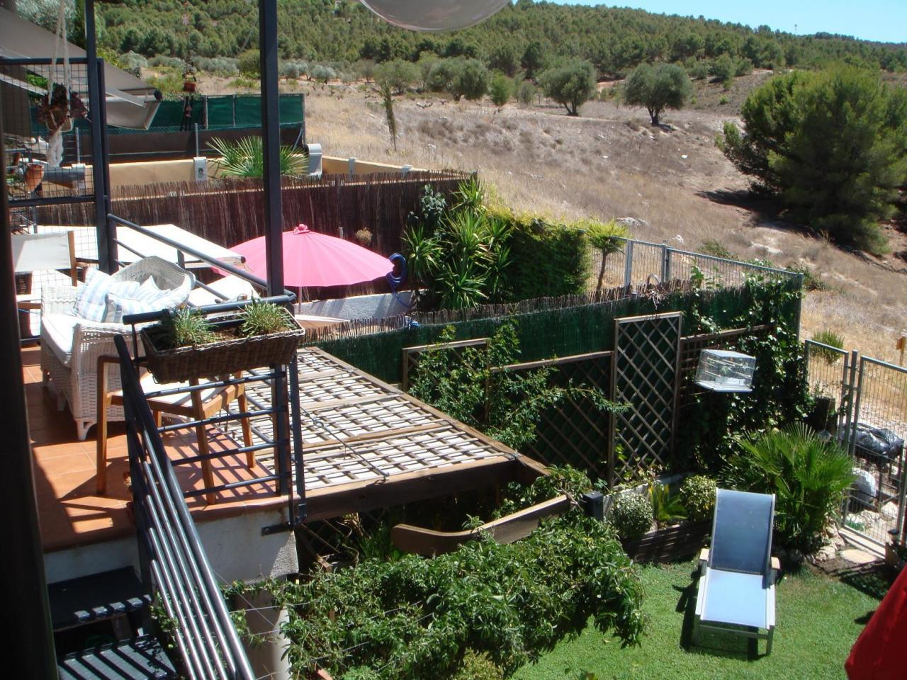 Townhouse Outdoor Patio Ideas : Spanish Backyard Townhouse 1  Outdoor Patio Blog  CozyDays