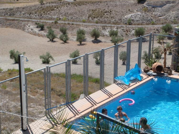 Olive Trees Wilderness and Swimming Pool
