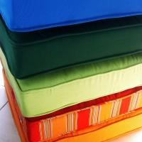 Time to change your patio furniture cushions