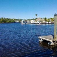Everglades City Scene 1