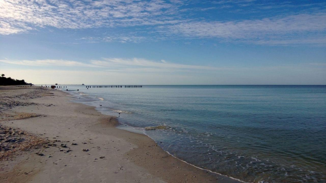 Old Naples And Naples Beach During Christmas Outdoor