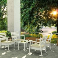 Artemis XL White Patio
