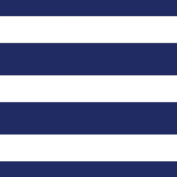 Blue White Stripe