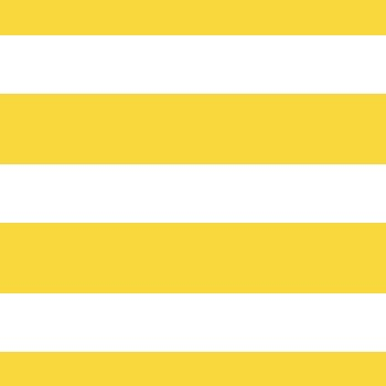 Yellow White Stripe