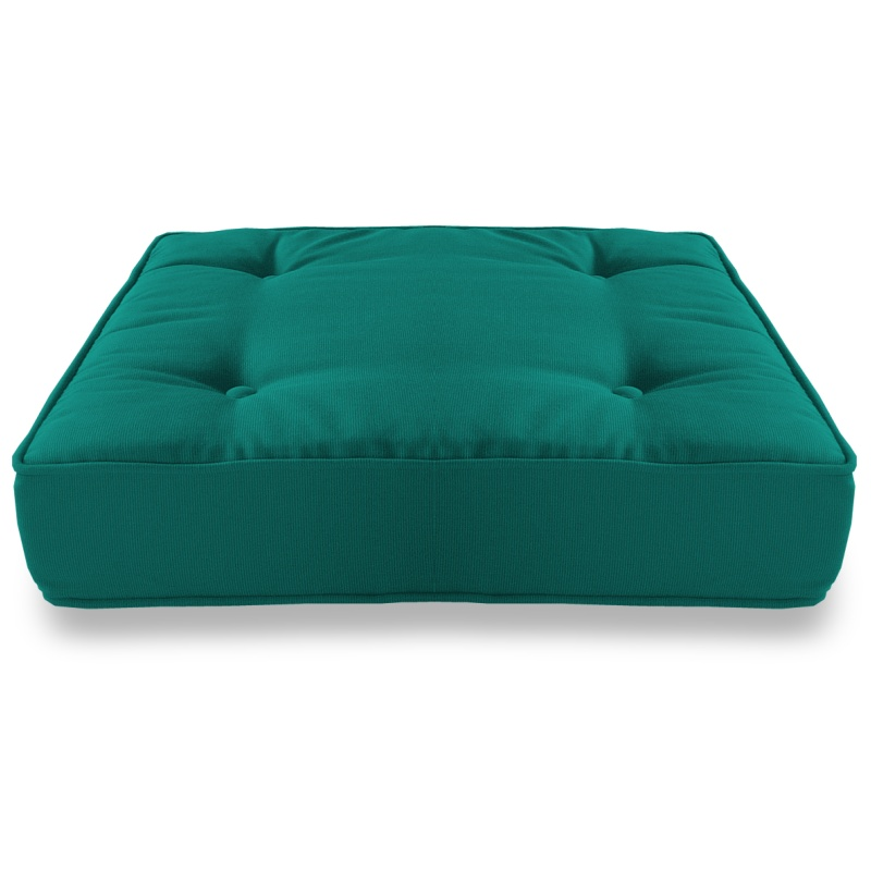 Green Floor Pillows : Pool & Beach Products, Pool Toys, Pool Floats CozyDays