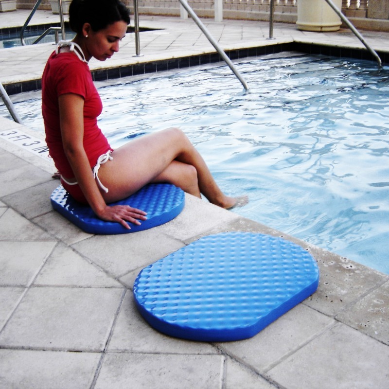 Floats & Loungers Pool & Spa Supplies: Pool & Spa Ultra Seat Cushion 2-Pack
