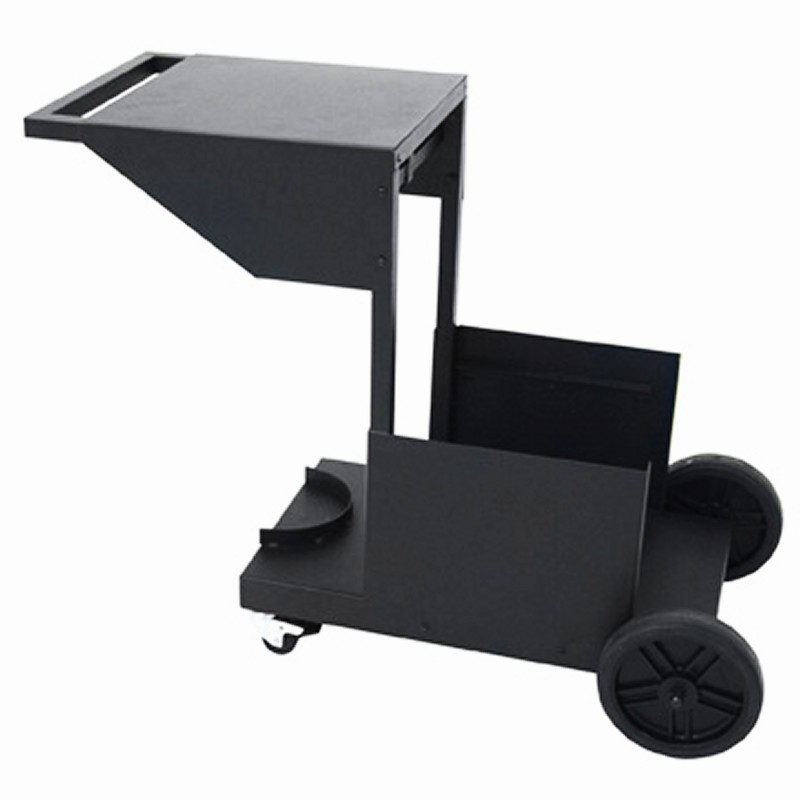 Outdoor Deep Fryer Accessory Cart : Barbecue Grills