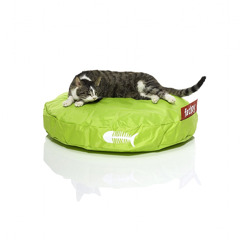 Outdoor Furniture: Fatboy: Fatboy Catbag Cat Bed Lime Green
