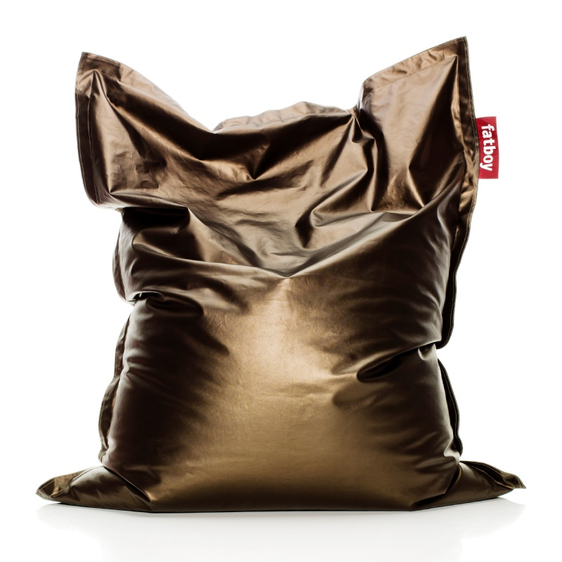 Fatboy Metahlowski Bean Bag Bronzo