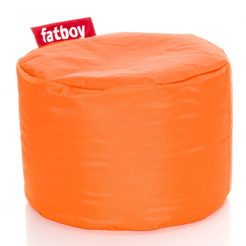 Fatboy Point Kids Beanbag Orange : Kids Bean Bags
