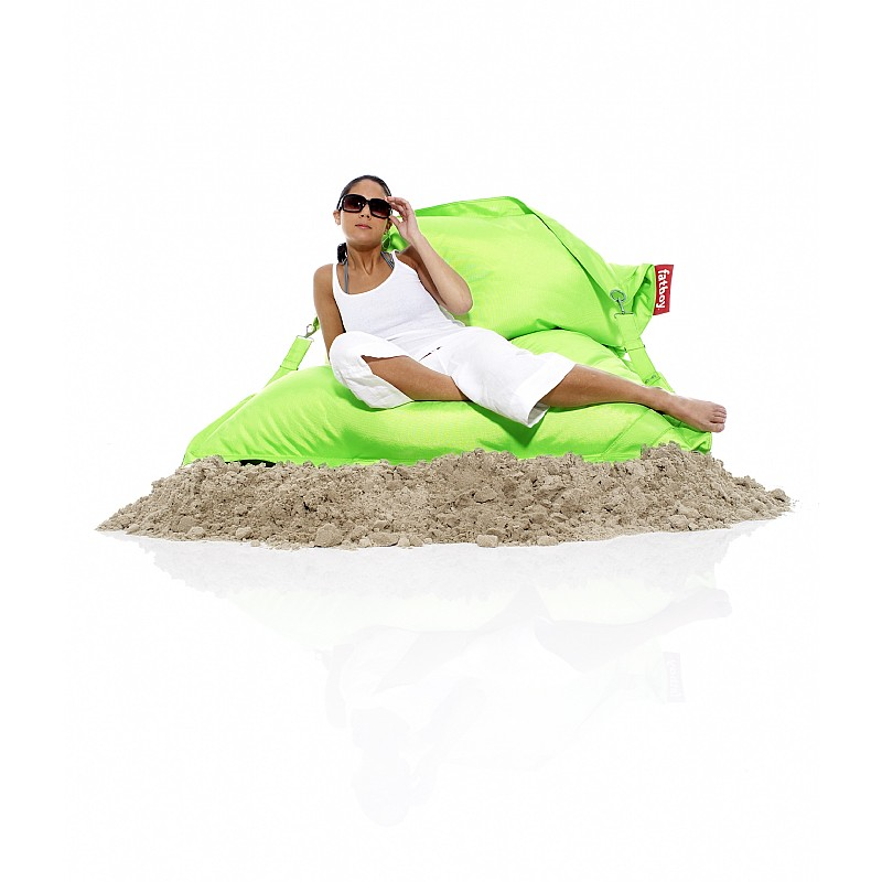 Fatboy Outdoor Beanbag Lounger Red alternative photo #2