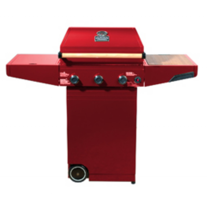 Bull Outdoor Products 4-Burner Built-In Propane Gas Grill