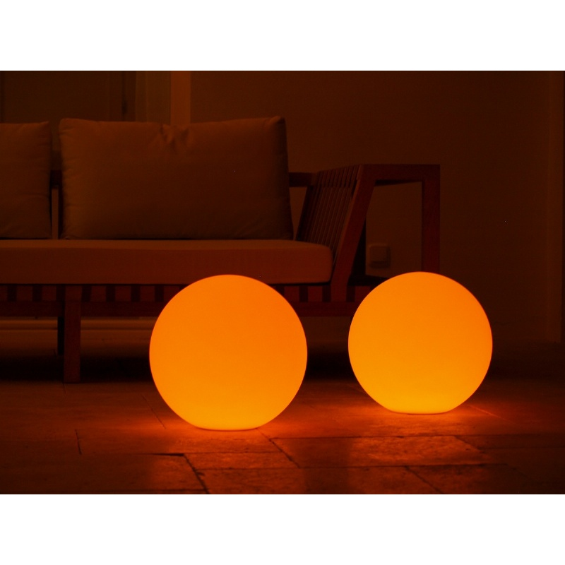 Pool Decor, Floating Lights, Pond Decor: Floating Swimming Pool Lamp Ball 19.7 inch Large