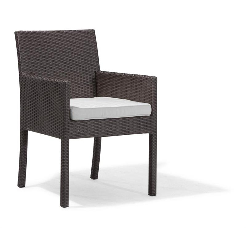 Dijon Modern Patio Dining Chair : Dining Chairs