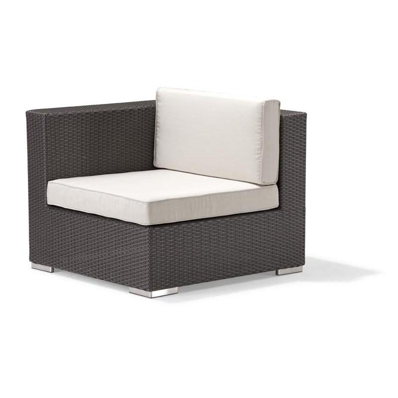 Dijon Patio Sectional Right End Unit