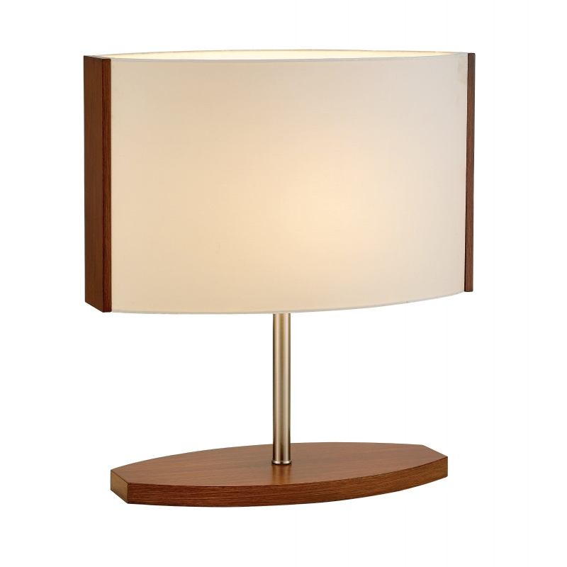 Lighting: Modern Table Lamps: Adesso Maple Regatta Table Lamp