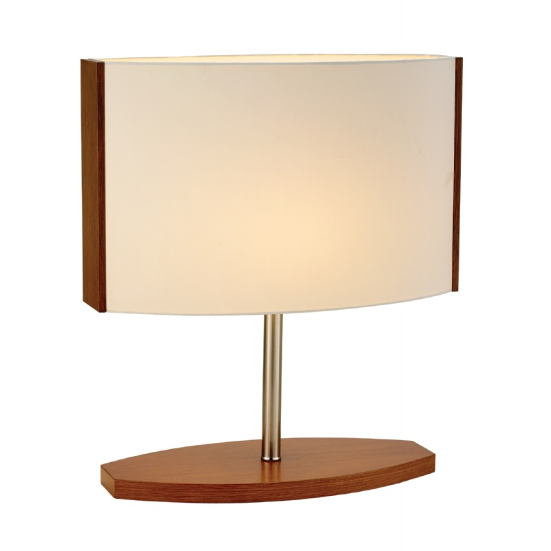 Lighting: Modern Table Lamps: Adesso Maple Regatta Tall Table Lamp