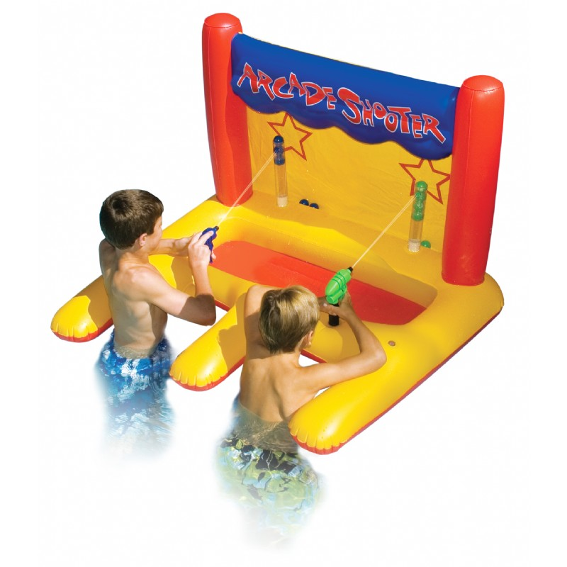 Inflatable Pool Arcade Shooter