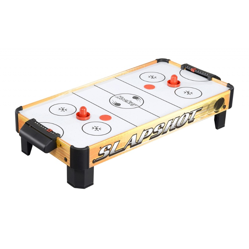 "Rec Room Games: Carmelli Slapshot 40"" Table Top Air Hockey"