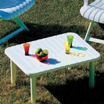 Plastic Outdoor Tables