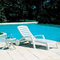 Pool furniture, dining sets, chairs, chaise lounges