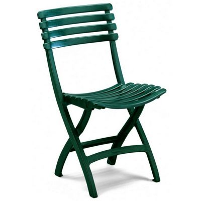 Green Folding Outdoor Bistro Chair M.42.026