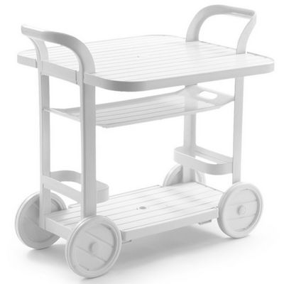 Multifunction Resin Bar Cart M 42 100 Cozydays