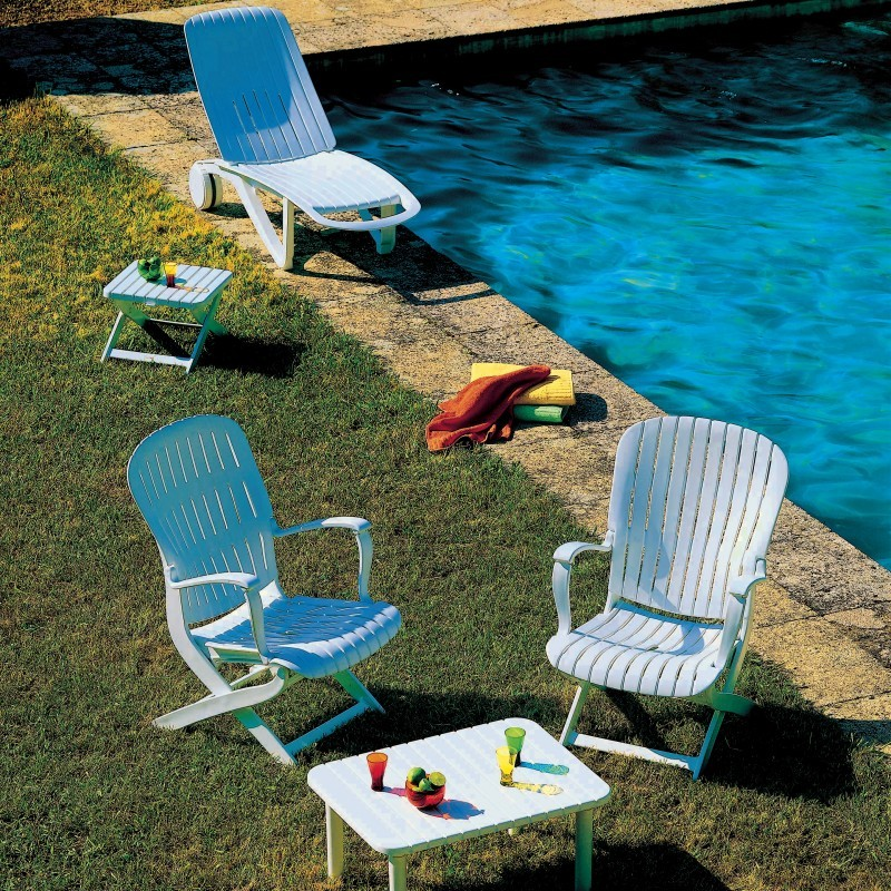 Bitta Modern Patio Furniture By Rodolfo Dordoni