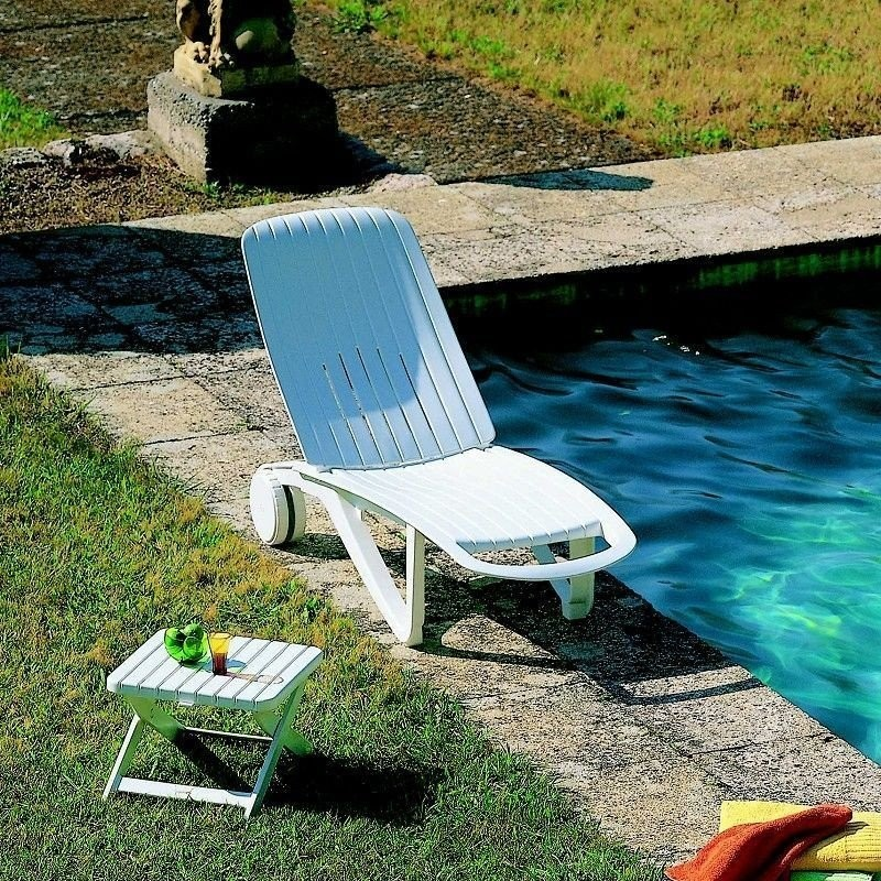Cormoran 4-Piece Resin Pool Patio Set
