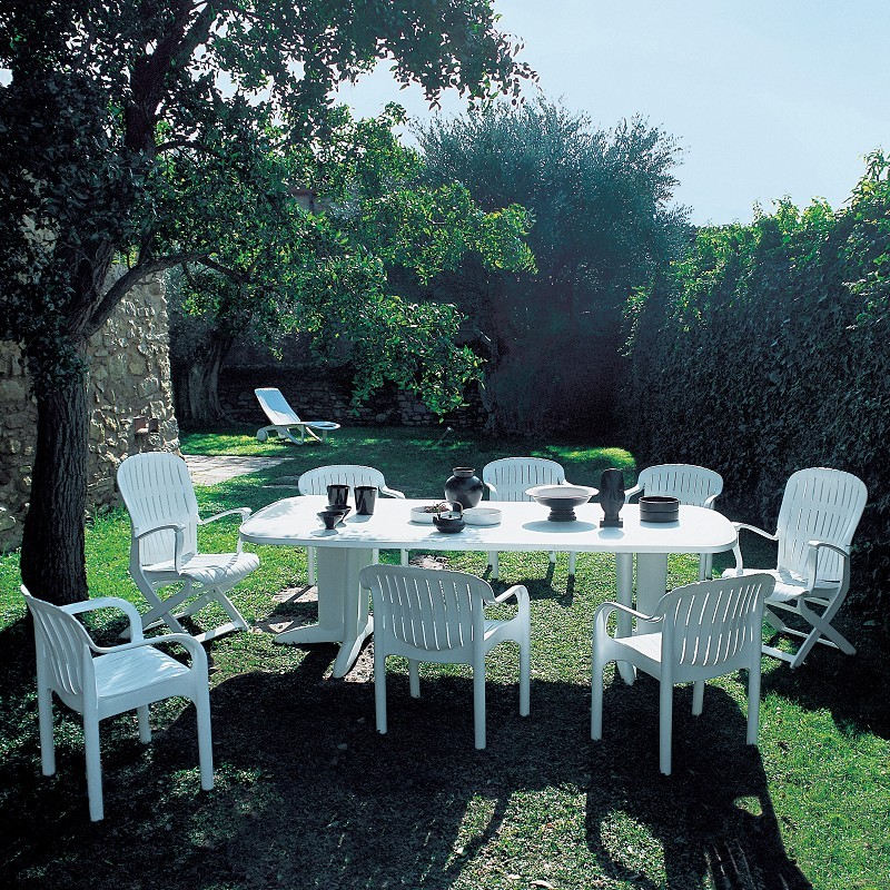 Plastic Patio Furniture Sets on Outdoor Patio Dining Set   10 Piece Dangari Is Currently Not Available