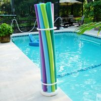 PVC Pool Noodle Organizer OL408