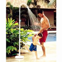 Portable Outdoor Shower w/ Foot Washer OL30-1F