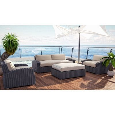 Azores 4 Piece Couch Set AZO-02