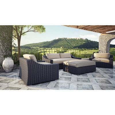 Tuscan 4 Piece Couch Set TUS-02