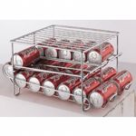 Organize it All Chrome 24 Can Holder 1842