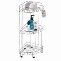 Organize it All Bathroom 3 Shelf Corner Caddy 1755