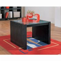 Organize it All Coffee Table with Glass Top 39311