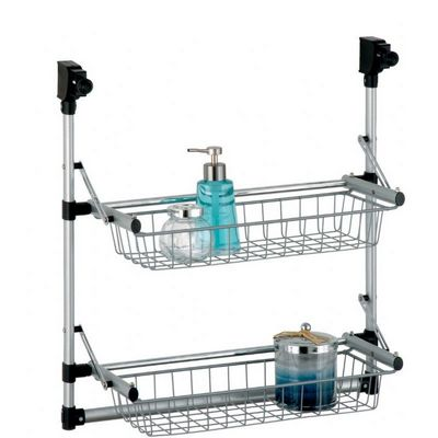 Organize it All 2 Tier Basket Unit 17722