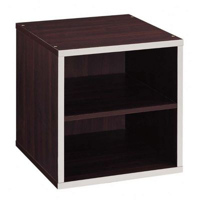 Organize it All 2 Tier Storage Cube 30902