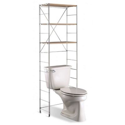 Organize it All Bathroom Spacesaver Shelves 12780