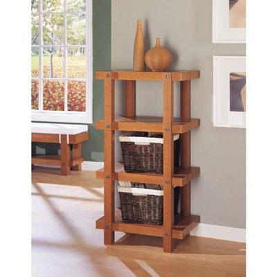 Organize it All Robust 4 Tier Shelf 39714