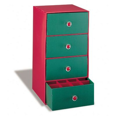 Organize it All Seasonal Storage 4 Drawer Chest 9607