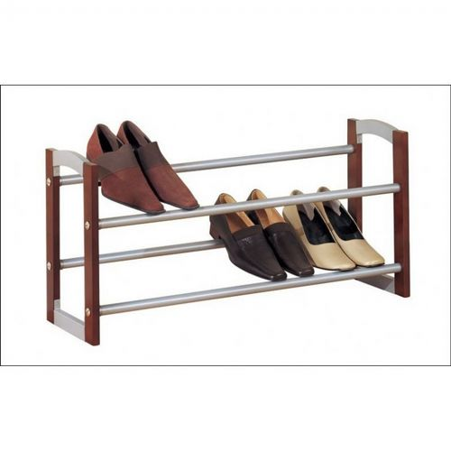 Organize it All 2 Tier Expandable Shoe Rack 10731