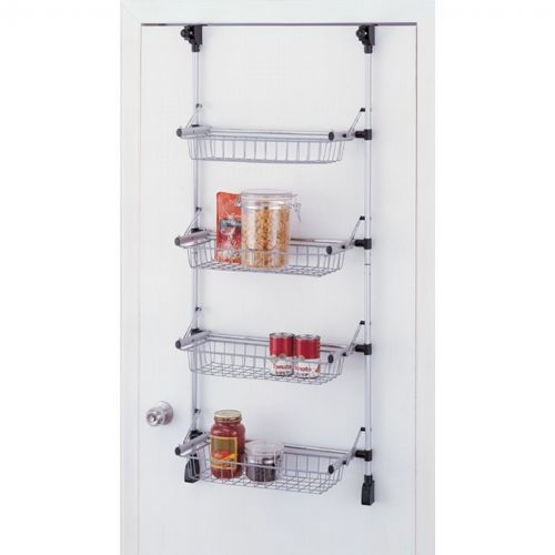 Organize it All Over the Door 4 Basket Unit 17724