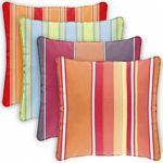 Square Outdoor Pillow 40x40 Stripes CD40P