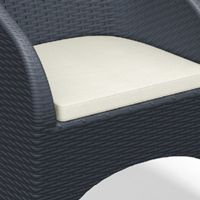Aruba Chair Seat Cushion Standard Solids CISP804-C