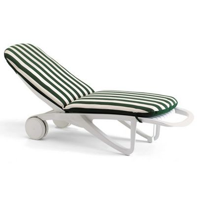 Cormoran Chaise Cushion Stripes M.256