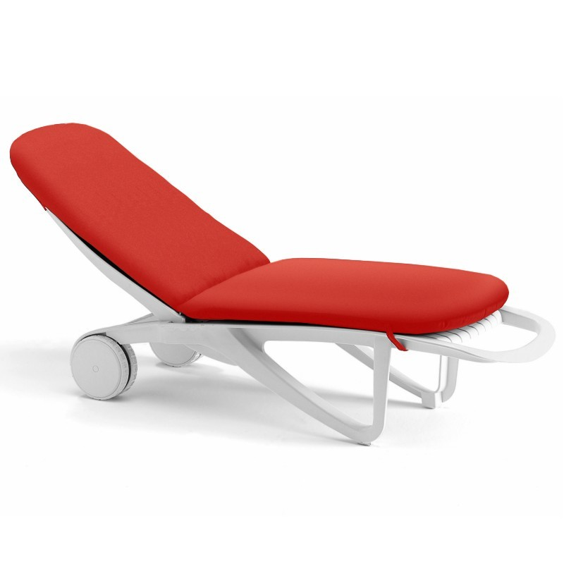Cormoran chaise cushion solid for Chaise cushion cover